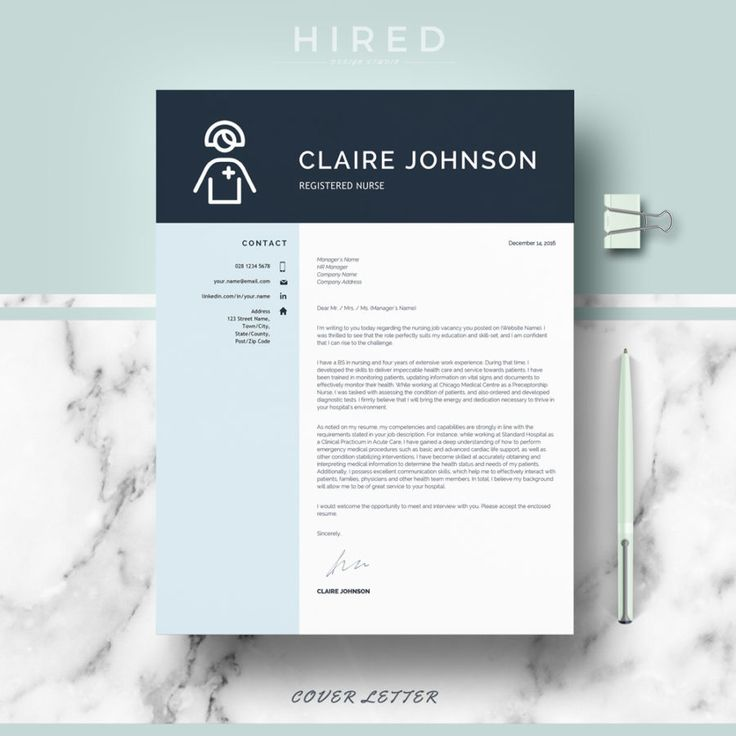 25+ parasta ideaa Pinterestissä Nursing resume template - nurse resume template