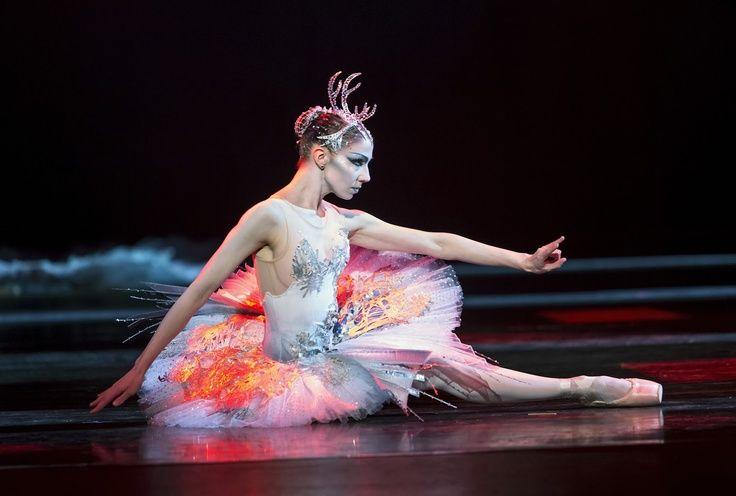 Tiina Myllymaki of Finnish National Ballet.