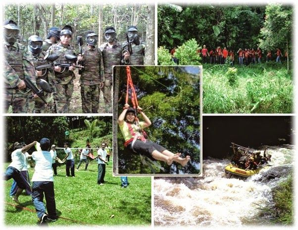 0856-9140-9060, Paket Outbound, Rafting, Paintball, Offroad, Outing, Team Building, Training, Meeting, Family Gathering, di Bogor, Puncak, Sentul, Indonesia.