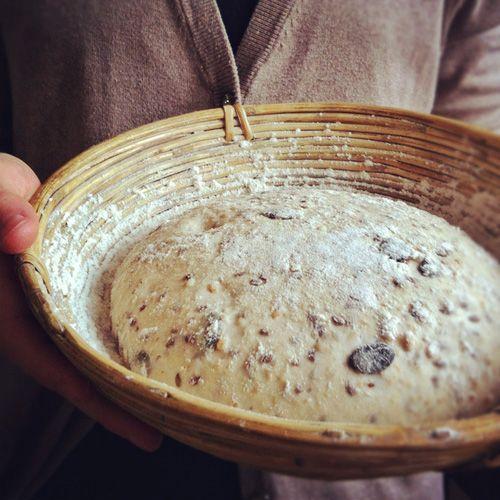 Kvásková mapa pomáhá dávat dohromady pekaře a pekařky, kteří si chtějí vyměnit kvásek na pečení chleba.