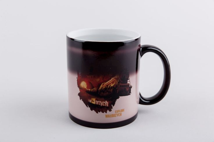 Magic cup with #goldtrain - explore #wAubrzych gadget available  on: www.sklep.ksiaz.walbrzych.pl