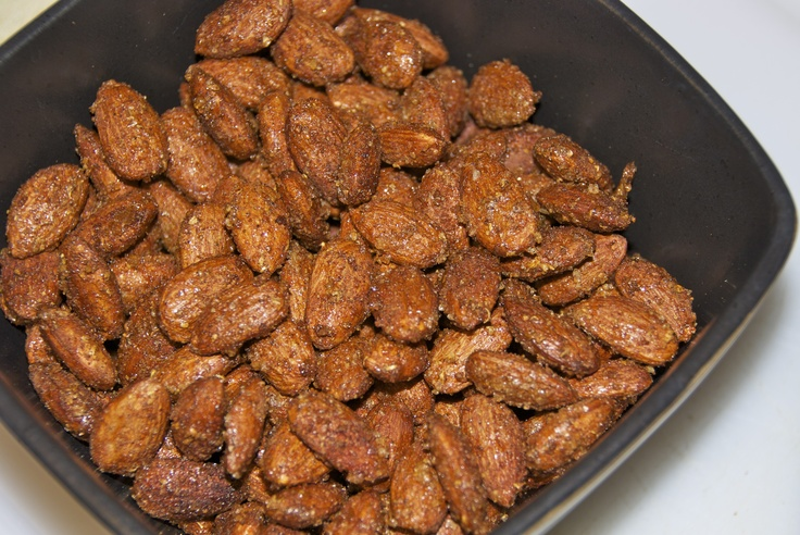 Sweet And Spicy Chinese Five Spice Roasted Almonds Recipes ...