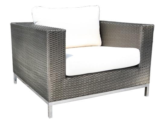 Cabana Coast Steel Patio Furniture-Elegance Deep Seating