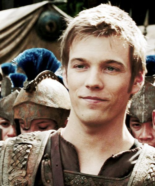 Jake Abel in Percy Jackson & the Olympians The Lightning Thief as Luke (Btw... So Cute!)