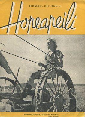 Hopeapeili 1942