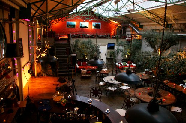 La Bellevilloise  La Bellevilloise :   19-21, rue Boyer 75020 Paris   T. 01 46 36 07 07   infos@labellevilloise.com   Restaurant reservation   resa@labellevilloise.com    Privatization :   T. 01 53 27 35 75 / F. 01 53 27 35 70   Open Wed-Sunday
