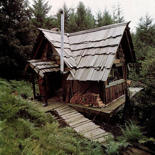 Looks like my log cabin, when I get one...