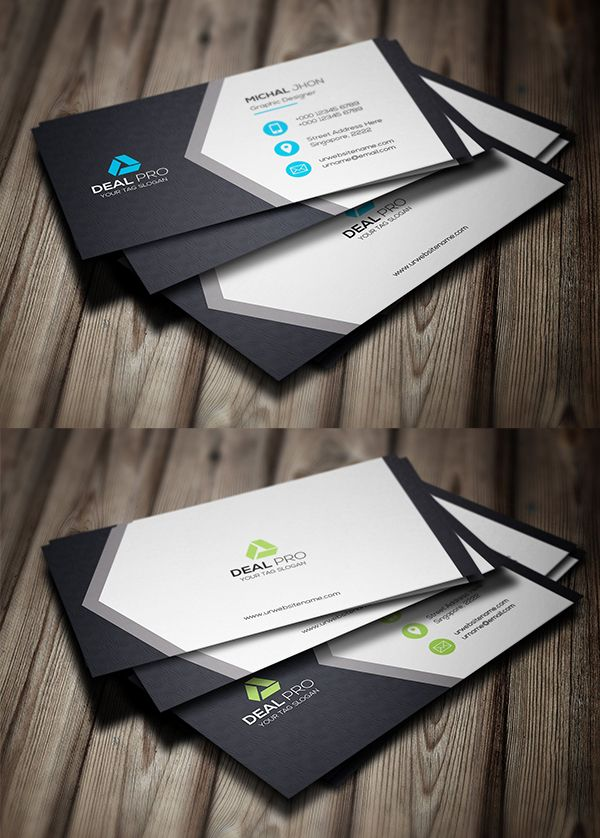 Creative Business Card Design Business Card Design Creative Photography Business Cards Template Business Card Design