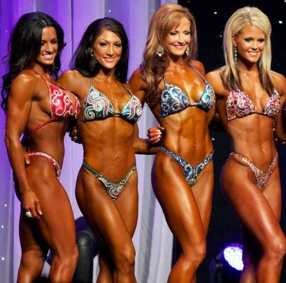 best of the best-  Nicole, Erin, Candice