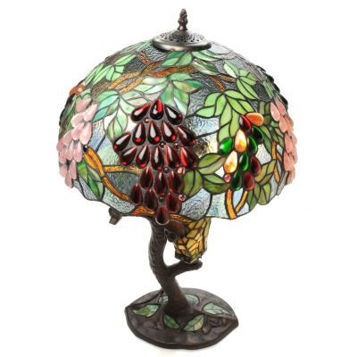 345 Best Images About Tiffany Lamps On Pinterest Studios Tiffany Style Table Lamps And