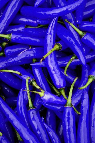 blue Peppers                                                                                                                                                                                 Más