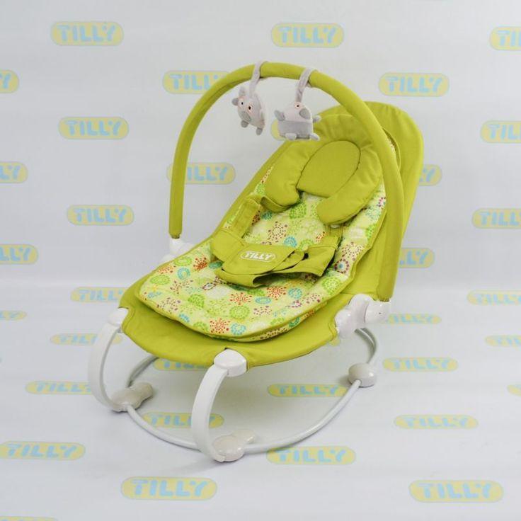 Детский шезлонг Baby Tilly BT-BB-0004 Green  Цена: 43 AFN  Артикул: BT-BB-0004 Green  Детский шезлонг Baby Tilly BT-BB-0004 – современный, качественный шезлонг, обладающий прочной конструкцией, рассчитанной на детей от рождения и до возраста 12 месяцев, не более 11 кг.  Подробнее о товаре на нашем сайте: https://prokids.pro/catalog/detskaya_mebel/kresla_kachalki_shezlongi/detskiy_shezlong_baby_tilly_bt_bb_0004_green/