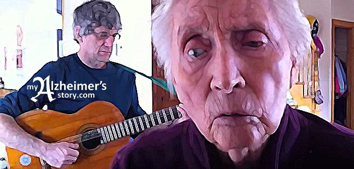 the looney tunes trio (unplugged): a late-stage alzheimer music session during which we rock