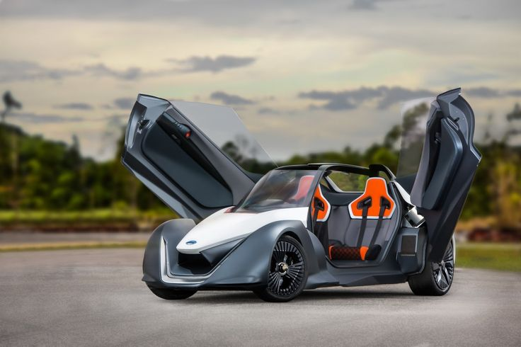 Electric Nissan BladeGlider Shows Off At Goodwood Nissan BladeGlider prototype was pretty impressive at the 2017 Goodwood Festival of Speed. In addition to that, Nissan came with its latest-generation MY17 GT-R and GT-R Nismo. BladeGlider is considered as the company's best zero emission technology. The prototype is also known for its original...