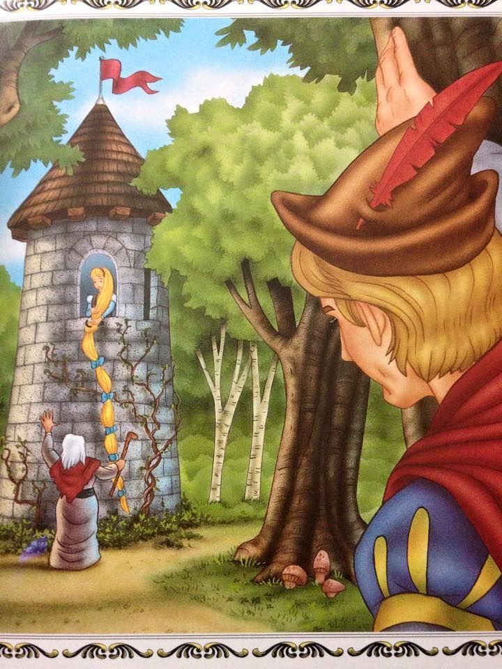 GAME INFO: Rapunzel Love Story