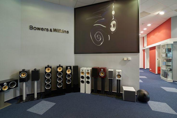 Stena Bowers & Wilkins...