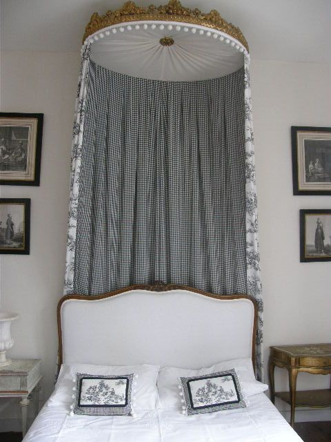 309 Best Images About Bed Crowns And Fancy Curtains On