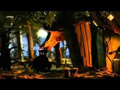 Verhalen van de boze heks:3. De egel gaat op avontuur.