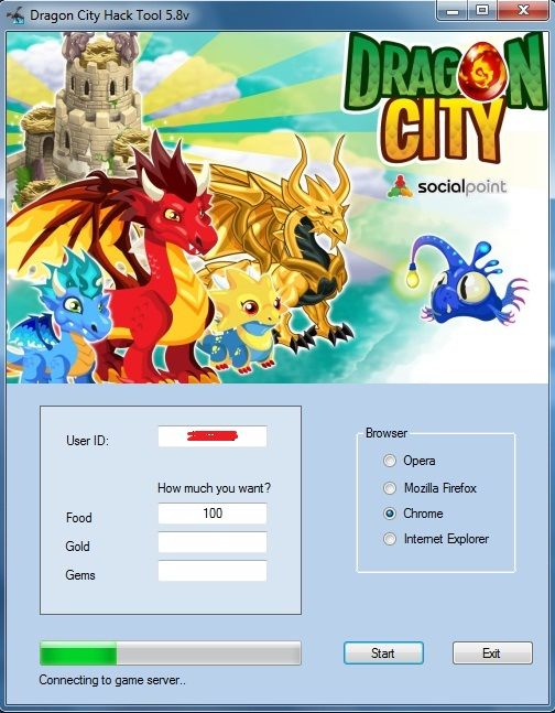 [TOP] Dragon City Hack Tool iOS/Android Feel Free Cheats