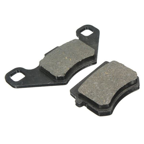 Brake Pads Motorcycle 50cc 80cc 90cc 110cc 125cc 140cc Quad ATV Pit Dirt Bike. Brake Pads Motorcycle 50cc 80cc 90cc 110cc 125cc 140cc Quad Atv Pit Dirt Bike     description:    100% Brand New And High Quality  durable  widest Plate Is 85mm At The Widest Point With 68mm Between Hole Centres  smaller Plate Is 42mm Wide  for Use With Hydraulic (oil) Brake Systems    specification:    material: Metal  size: As The Picture Shown  color: Black    fitment:  fits For Most Chinese Import Pit / Dirt…