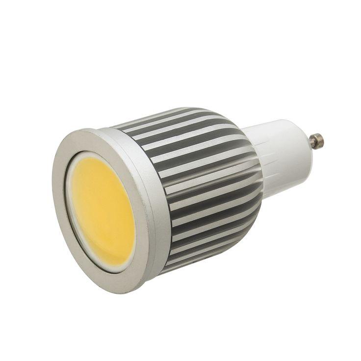 Dimmable GU10 LED Lamp 5W 7W 9W Led Spotlight Bulb 110V 120V 220V Aluminum Body Bombillas LED Light Decorative Night Light
