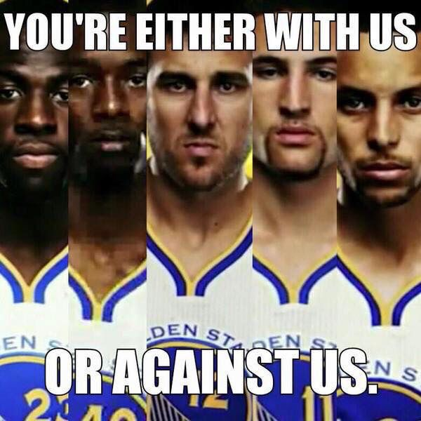 For all the bandwagoners and traitors !