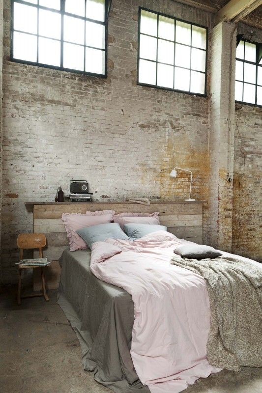 SLAAPKAMERS: 10 ideeën voor een slaapkamer met wit, roze en grijs • ARCHANA.NL
