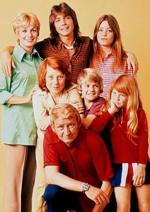 TV show fashion history - The Partridge Family 1960s 1970s | http://cartoonphotocollections742.blogspot.com