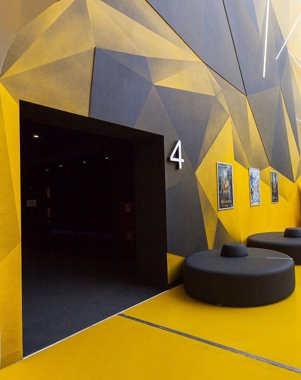 Najnowszy projekt Robert Majkut Design – Kino Mori Cinema-IMAX | PLN Design