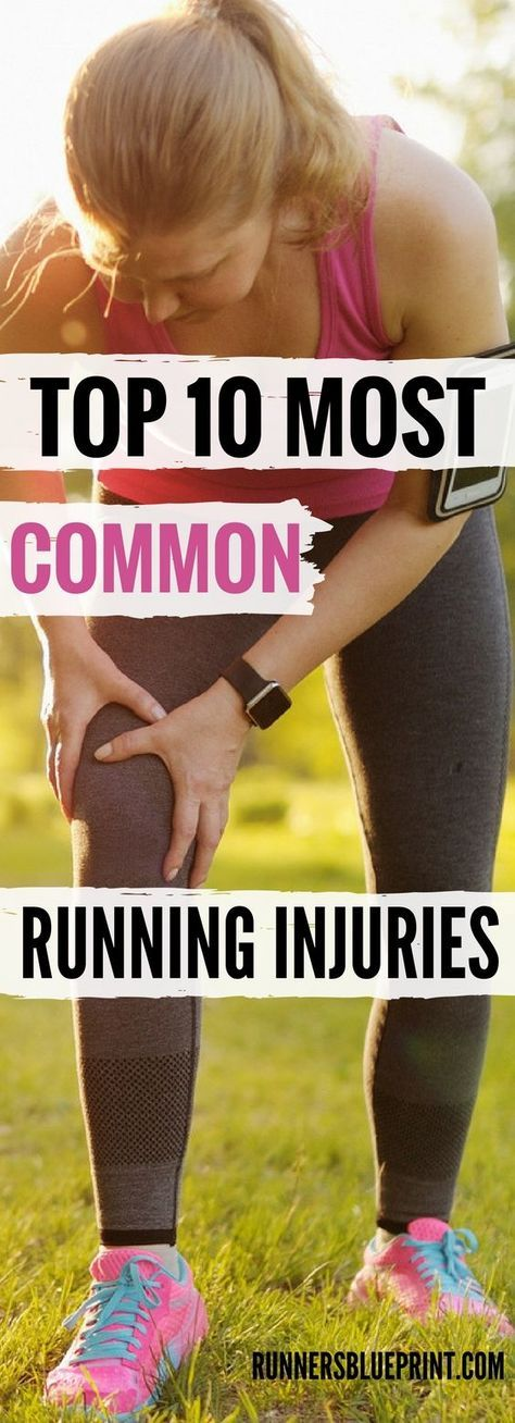 The exact steps you need to take to spot, treat and prevent 10 of the common running injury in the running world. Top 10 Most Common Running Injuries – Treatment & Prevention