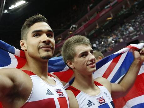 Gymnastics: Team GB's Louis Smith takes silver as Max Whitlock claims a bronze in Olympic pommel horse final - Other events - Olympics - The Independent