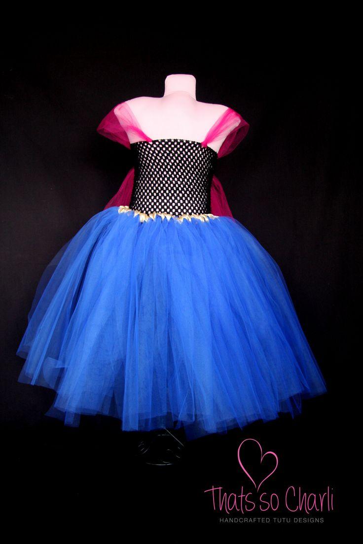 Princess Anna Size 2-3y $55NZD www.facebook.com/thatssocharli thatssocharli@gmail.com