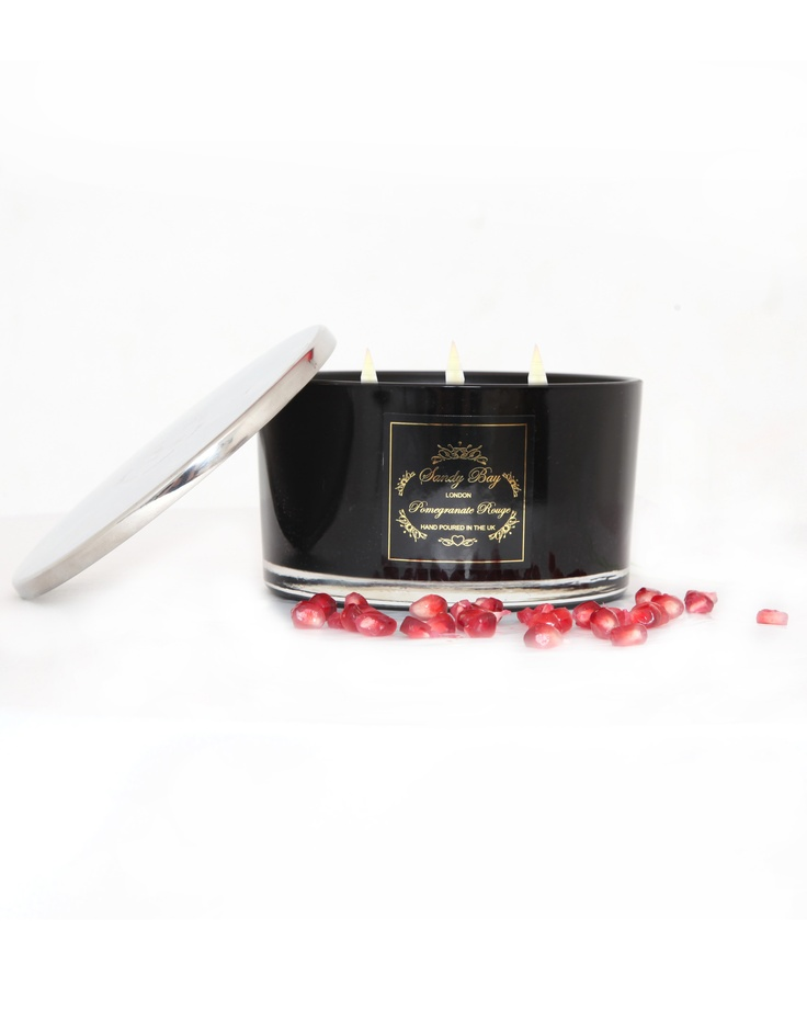 The ultimate spoiling, Pomegranate Rouge by Sandy Bay London I cant be without it! www.sandybaylondon.com