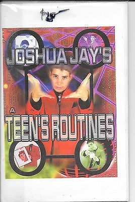 Joshua Jay Teen Routine First Edition Magic Tricks Book Collectibles:Fantasy, Mythical & Magic:Magic:Books, Lecture Notes www.webrummage.com $9.99