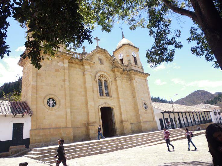Iglesia de cucunuba.