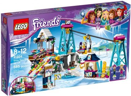 Buy LEGO Friends Snow Resort Ski Lift NEW 2017 for R1,439.00