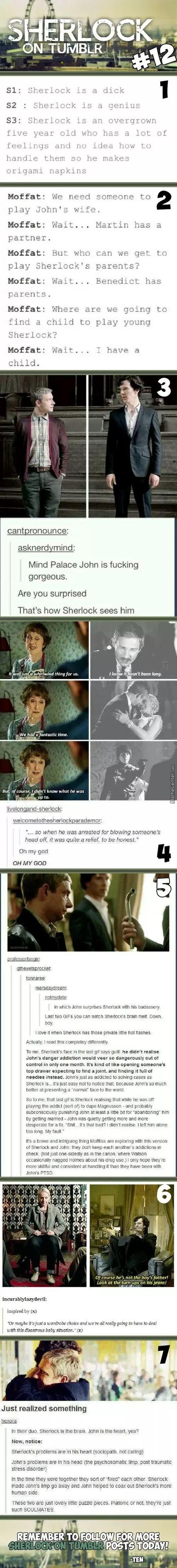Sherlock On Tumblr #12