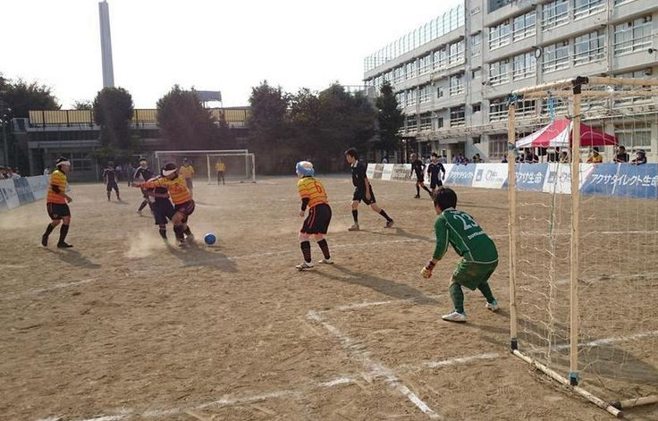 3-D printing used to help the visually-impaired prepare for a soccer match.