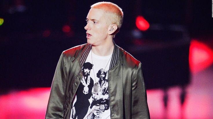 Eminem skewers Donald Trump in new song - CNN.com