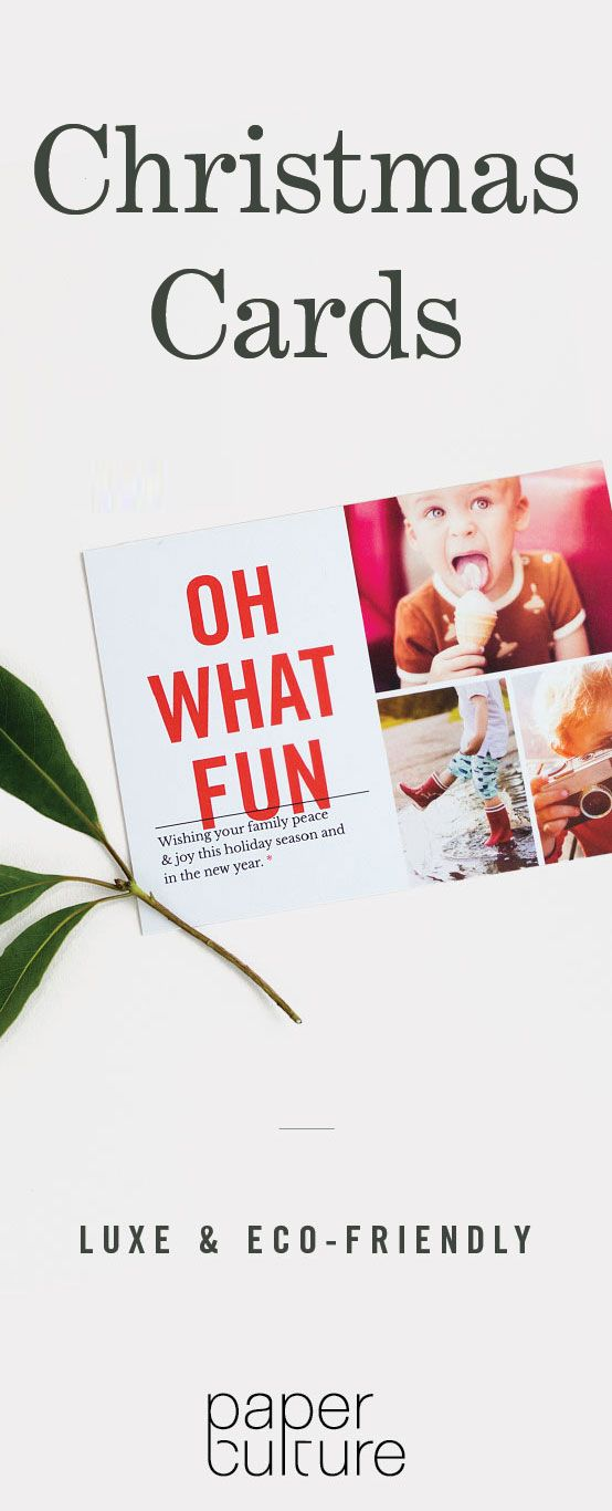 Now through 12/7/15, claim your 50% off voucher for holiday cards when you enter your email. Voucher expires on 12/15/15. Paper Culture cards are made with 100% recycled paper so no trees are harmed. Plus, every order plants a tree. Browse thousands of modern designs with themes including social media, pet, multi-image, non-photo, festive and so much more. Paper Culture has been featured in People, Real Simple, Today Show and many more.