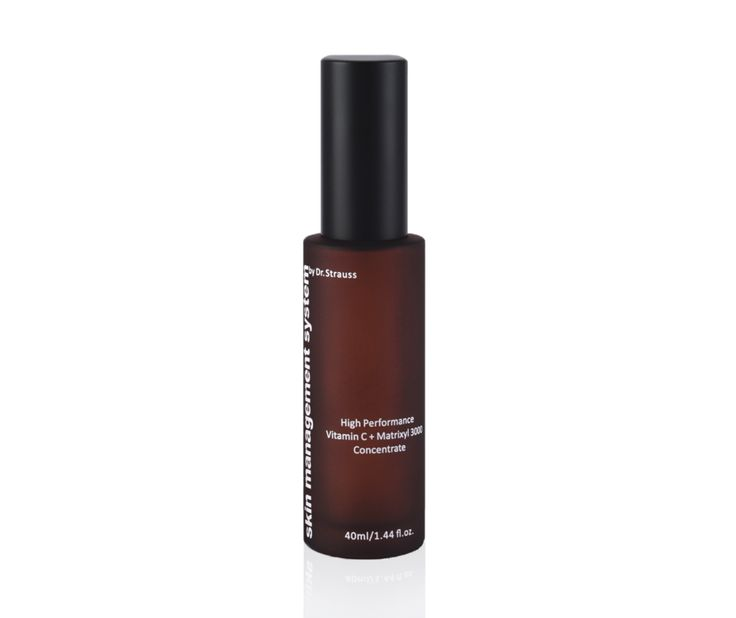 Antioxidant Vitamin C, VitaminE and Ferulic work together with a concentrated formula of Matrixyl 3000™  to enhance this high performance skin care formula.  Matrixyl 3000 anti-aging product benefits: a synergistic combination, containing two new peptides, palmitoyl-tripeptide and palmitoyl-oligopeptide.  They work to mimic the appearance of broken down #peptides #VitaminCAntiaging #Antiagingproducts