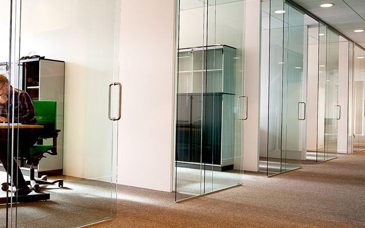 FLEX SLIDEDOOR -G, FLEX PLAINLINE och FLEX GLASSLINE En dörrlösning som uppfyller ljus- och designkrav.