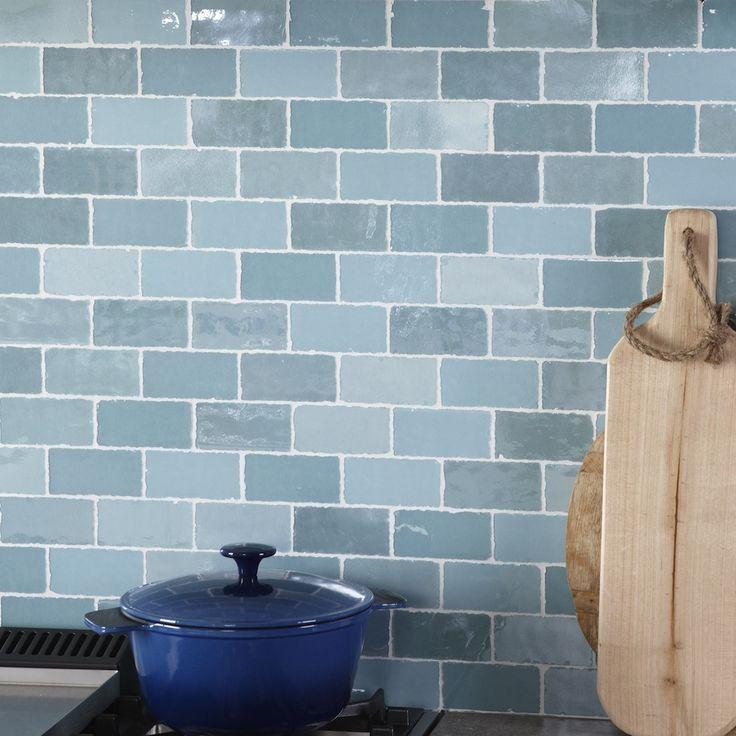 Blauwe Keuken Bruynzeel : Keuken op Pinterest – Blauwgroene Keukenkasten, Blauwgroen Keuken