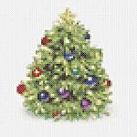 Merry Christmas Free Christmas Cross Stitch Pattern y muchas más cosas de navidad