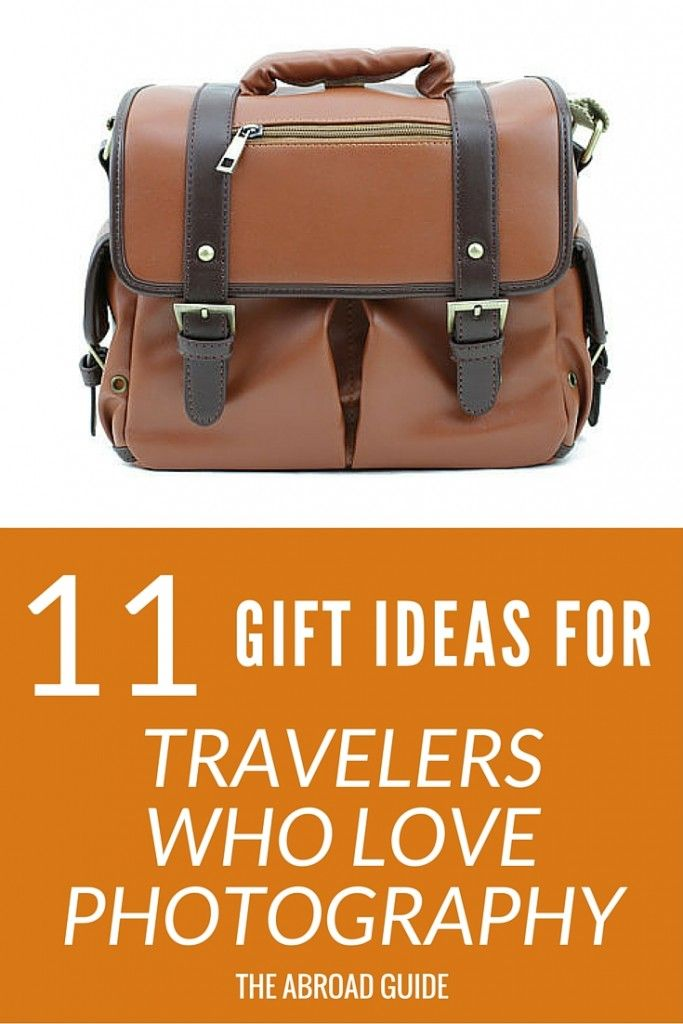 11 Gifts Ideas for Travelers Who Love Photography - travel lovers who always take photos while theyre traveling will want these unique photography gifts and accessories. Give your travel photographer a smartphone lens, photography course, or one of these 11 gift ideas.