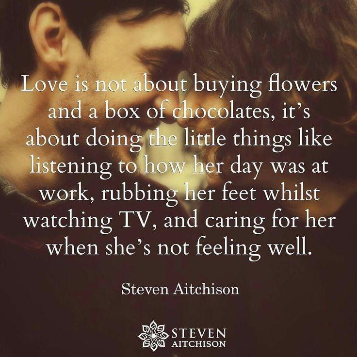 Exactly! #love #friendship stuff I never got.