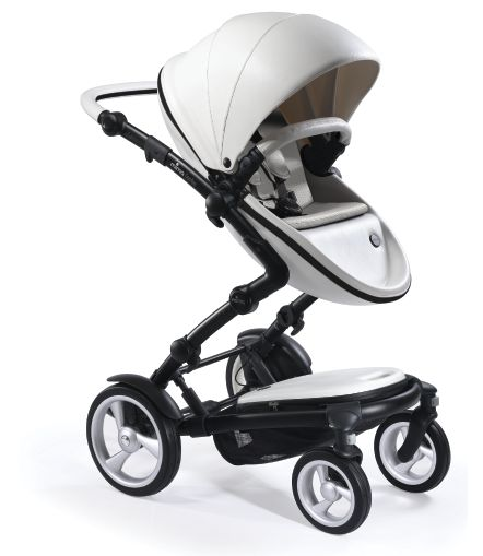 An ultra sleek, stylish and intelligent pushchair that grows with your family!