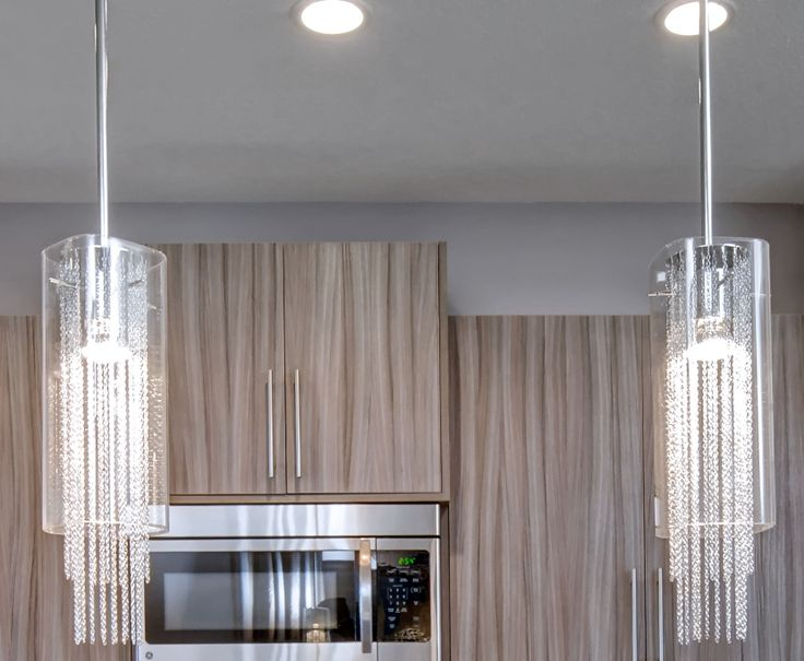 We Used These Beautiful Chandelier Style Lights In A Kitchen Our Showhome From Evansridge