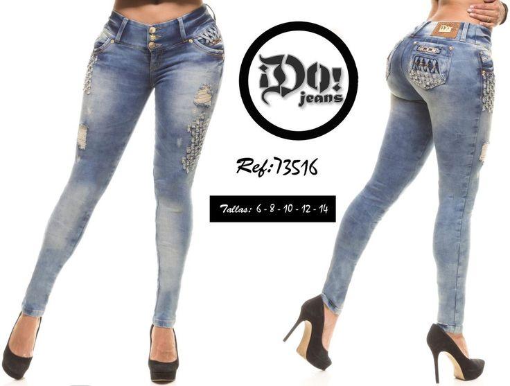 Pantalón colombiano Do! Jeans +Modelos en…