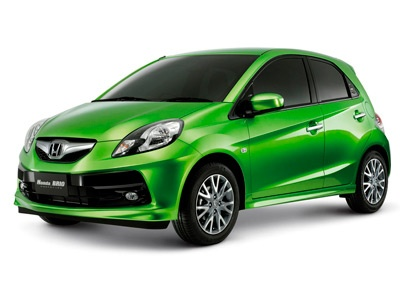 Honda Brio unleashed in South Africa
